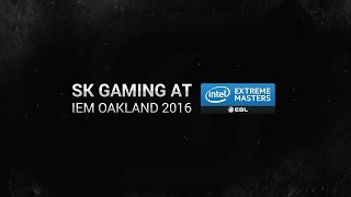 In the crosshairs: SK at IEM Oakland