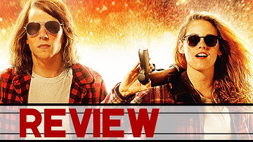 AMERICAN ULTRA Trailer Deutsch German & Review Kritik (HD) | Jesse Eisenberg, Kristen Stewart