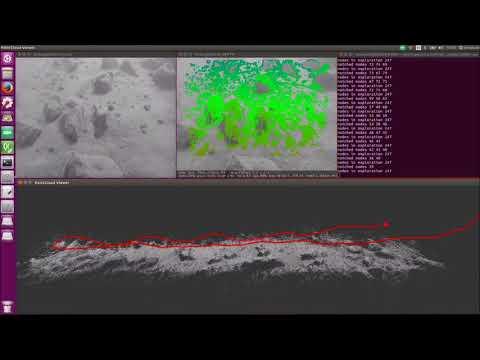 GCAIO-IADO-CONICET C-SLAM Underwater Video 1