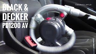 Black & Decker PD1200AV Autostaubsauger - Test