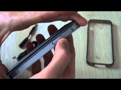 ANKER - Coque Batterie longue durée 2400mAh MFI pour iPhone 5/5S