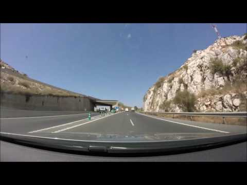 [Roadtrip #6 - Spain] AP-46 - A-45 - A-92M: A-7 to A-92 Motorway, Malaga