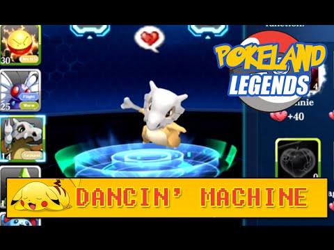 POKELAND LEGENDS : Cubone the Dancin' Machine!