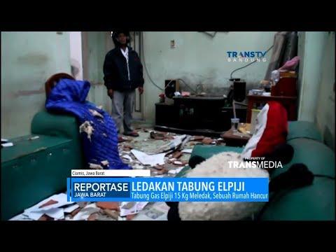 Rumah Hancur Akibat Tabung Gas 15 Kg Meledak Mp3