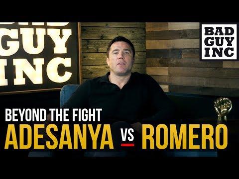 Does Israel Adesanya vs Yoel Romero make sense?