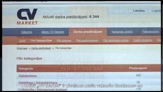 CV Market Latvija(Интернет сегодня - наиболее удобный инструмент для поиска работы. Всемирная паутина предоставляет множест..., 2012-12-11T13:33:08.000Z)