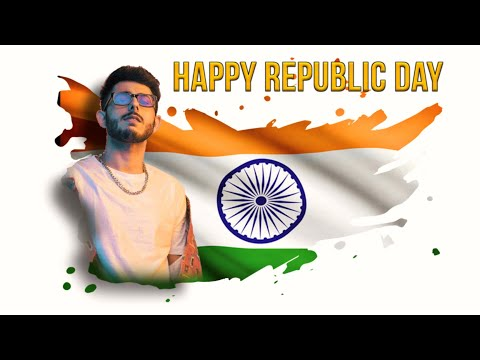 26 January Photo Editing | 26 January Photo Editing Picsart | Republic Day Photo Editing | Snapseed