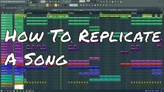 How To Copy/Replicate A Song *Tutorial* | Ek Dafaa Instrumental  #ArjunKanungo #FlStudio