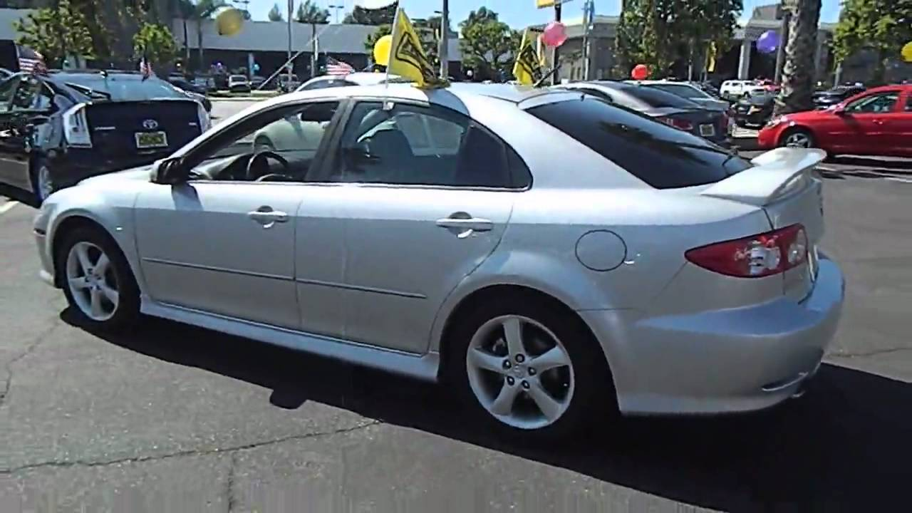 2005 mazda mazda6 i sport hatchback 4d van nuys ca 421011 youtube. Black Bedroom Furniture Sets. Home Design Ideas