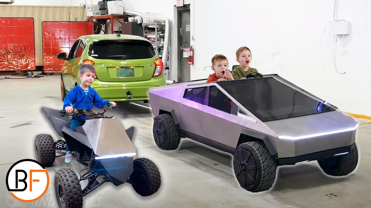 Download 10 Awesome Kid's Vehicles You Need To Ride Part 2