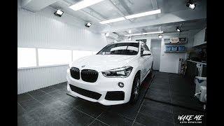 【寶傑洗車】BMW X1 (GYEON激昂鍍膜施工) [完工照]