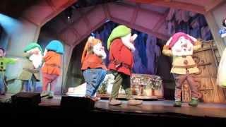 迪士尼三大公主音樂劇1