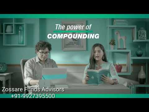 Compounding effect || Mutual Funds || in hindi