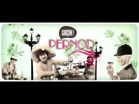 Pernod Absinthe - The History