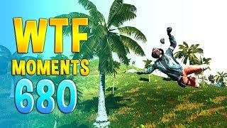 PUBG WTF Funny Daily Moments Highlights Ep 680