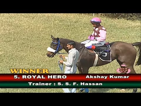 Hyderabad Races 18 February 2018 Live 1