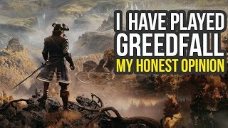 Greedfall Gameplay Impressions After Playing & A Lot Of New Info (Greed Fall - Greedfall PS4)