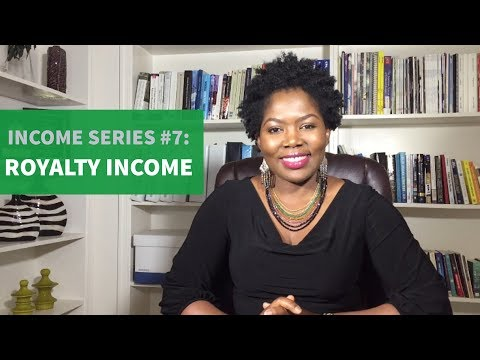 ROYALTY INCOME: How to Turn Your Ideas Into Money