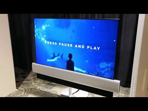Bang & Olufsen Beovision Eclipse OLED TV