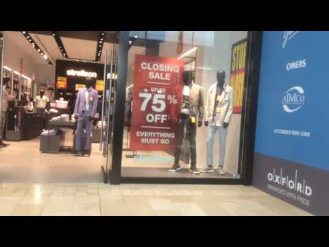 strellson-store-closure...-yorkdale-mall-toronto-canada