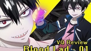 vq review blood lad ep 01
