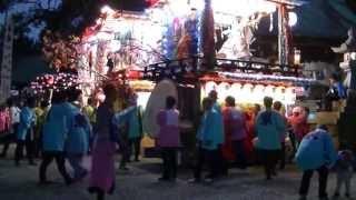 2012 静岡県 湖西市 入出地区 秋祭り 10・20(土)