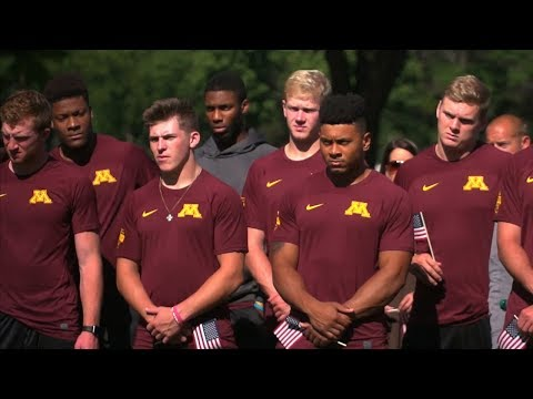 Elite Access: Gophers Visit Bruce Smith