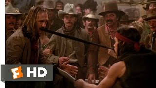 The Long Riders (7/11) Movie CLIP - Knife Fight (1980) HD
