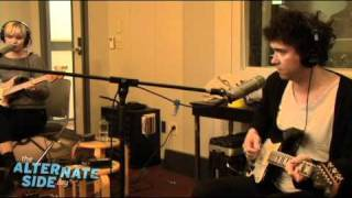 "The Raveonettes - ""Apparitions"" (Live at WFUV)"