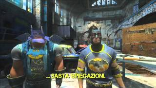 Gotham City Impostors - Console Beta Trailer