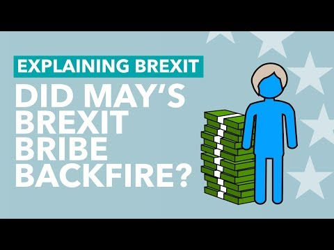 Has May's Brexit 'Bribe' Backfired? - Explaining Brexit