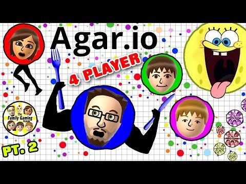 eating-each-other!-agar.io-4-player-fgteev-battle!-duddy-vs.-family-(multiplayer-gameplay)