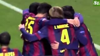 بالفيديو.. تاريخ برشلونة فى النهائيات الأوروبية.. فاز 4 مرات وخسر 3.. ويحلم بالتتويج للمرة الثالثة في برلين