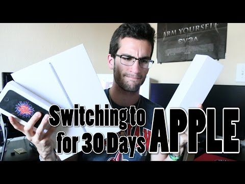 Apple Experiment: Spending $2000...