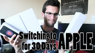 Apple Experiment Part #1: Spending $2000...
