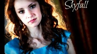 Adele - Skyfall official music video cover by Maddie Wilson