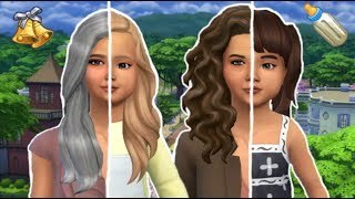 BIRTH TO DEATH - Twin Edition  //The Sims4