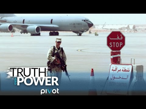 Do Military Bases Make Us Safer? ('Truth and Power': Episode 9 Clip)