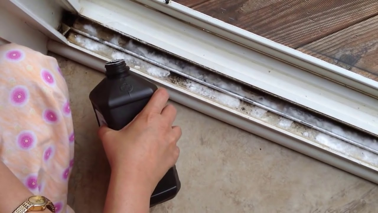 How to clean sliding door or window tracks youtube how to clean sliding door or window tracks planetlyrics Images