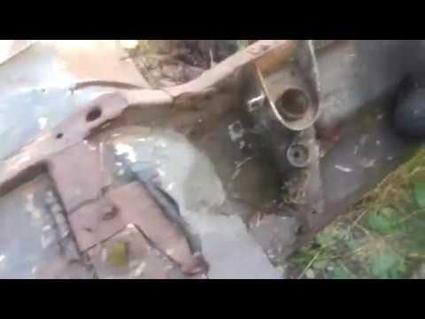 """кузов от ВАЗ-2101 """"Жигули"""" в металлолом"""