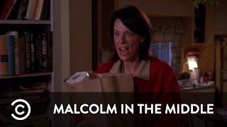 Lois Cancels Christmas   Malcolm In The Middle