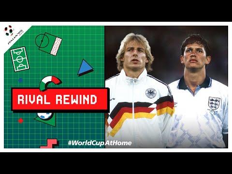 #Italy90 | Rival Rewind | Klinsmann v Lineker