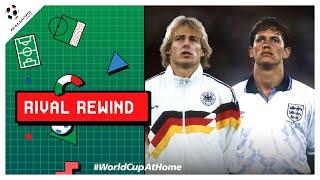Klinsmann v Lineker   Riטal Rewind   1990 FIFA World Cup