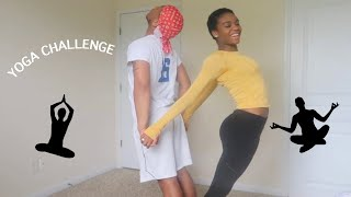 COUPLES YOGA CHALLENGE