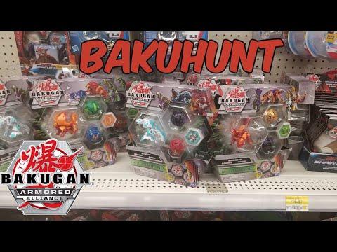 BAKUGAN ARMORED ALLIANCE FOUND IN ONTARIO CANADA @Walmart - Bakuhunt