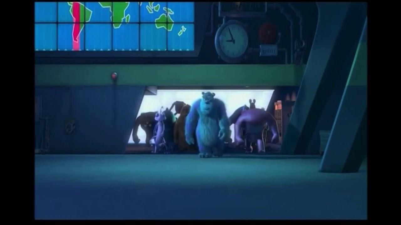 Monsters Inc Meme Template Youtube