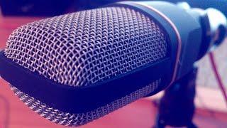 Конденсаторный микрофон с AliExpress. Микрофон для компьютера(, 2016-03-08T16:00:01.000Z)
