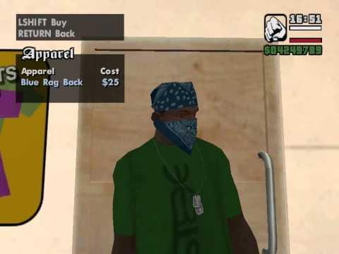 Rex se joaca-GTA San Andreas part3-Haine noi