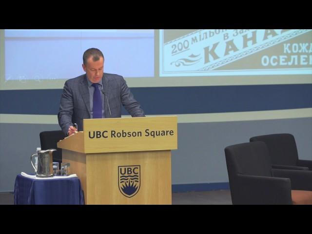 Ambassador Artur Wilczynski – Keynote Address