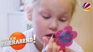 So gefährlich kann Kinderschminke sein!   Endlich Feierabend!   SAT.1 TV
